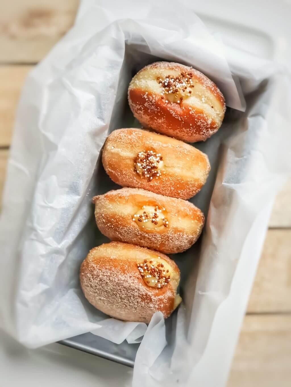 Gevulde donuts